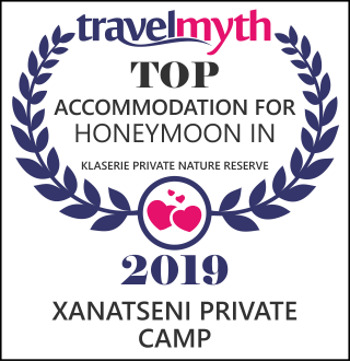 hotels for honeymoon Klaserie Private Nature Reserve