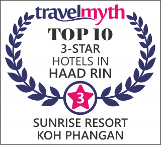 Haad Rin 3 star hotels