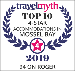 4 star hotels Mossel Bay