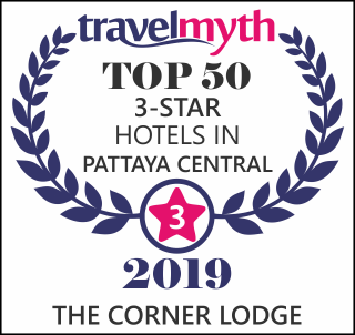 3 star hotels in Pattaya Central