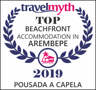 beachfront hotels in Arembepe