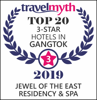 Gangtok hotels 3 star