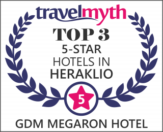 Heraklio 5 star hotels