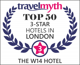 London hotels 3 star