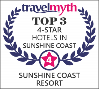 4 star hotels in Sunshine Coast