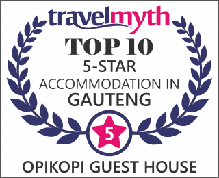Gauteng 5 star hotels