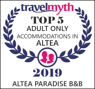 Altea adult only hotels