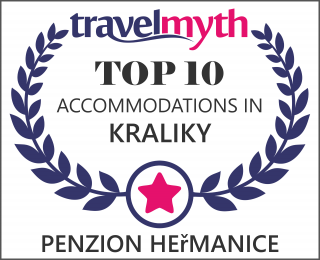 hotels in Kraliky