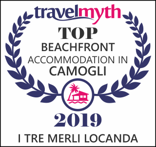 Camogli beachfront hotels