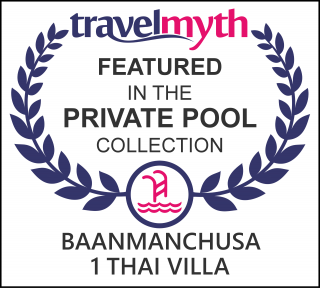 hotel with private swimming pool in Rawai Beach