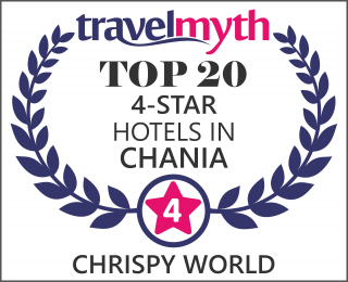 Chania 4 star hotels