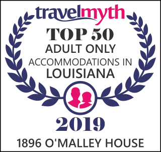 adult only hotels in Louisiana
