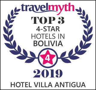 Bolivia hotels 4 star