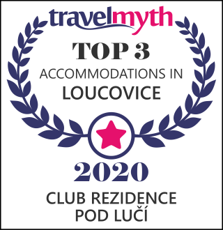 hotels in Loucovice