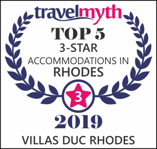 Rhodes 3 star hotels