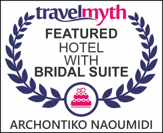 hotels with bridal suite in Portaria