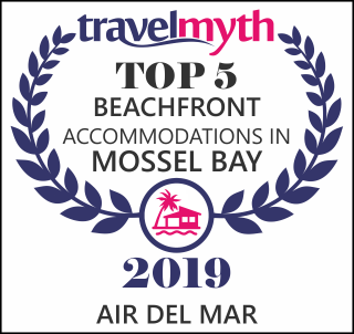 hotels on the beach in Mossel Bay