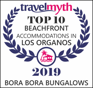 beachfront hotels Los Organos