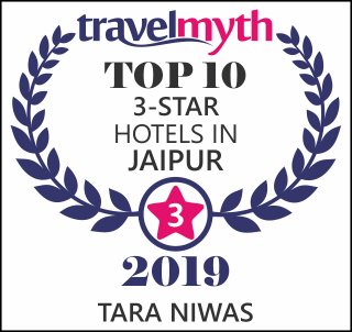 Jaipur hotels 3 star