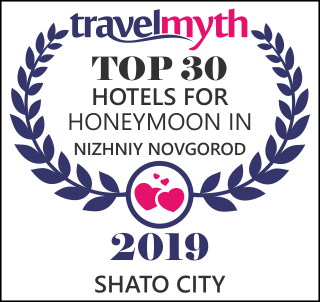 honeymoon hotels in Nizhniy Novgorod
