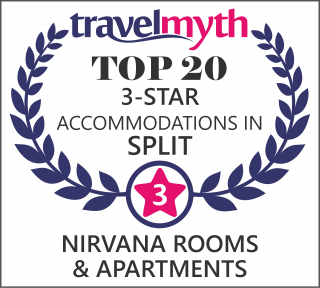 3 star hotels in Split