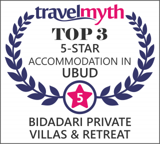 5 star hotels Ubud
