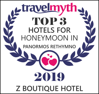 hotels for honeymoon Panormos Rethymno