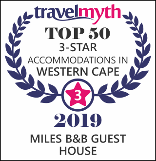 3 star hotels in Western Cape