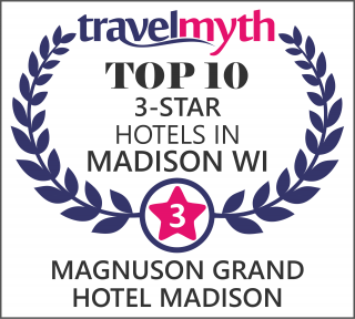 3 star hotels Madison