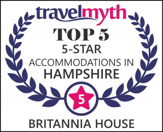 Hampshire 5 star hotels