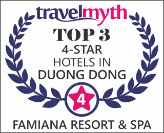 4 star hotels Duong Dong