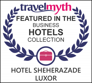 hotels for business travellers Luxor