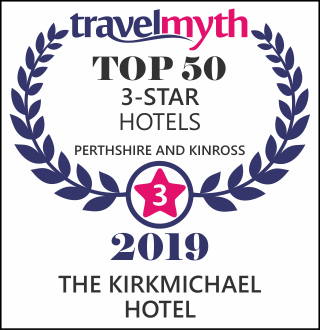 3 star hotels Perthshire and Kinross