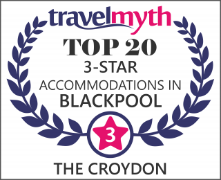 Blackpool 3 star hotels
