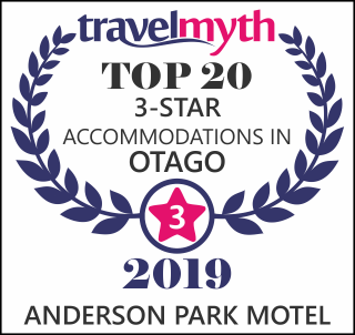 Otago hotels 3 star