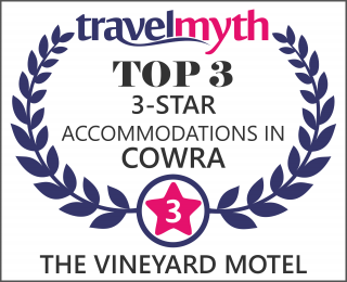 3 star hotels in Cowra