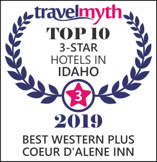 3 star hotels in Idaho