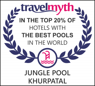 hotels with the best swimming pools in Nainital