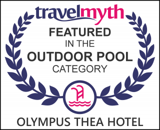 hotels with outdoor pool in Platamonas