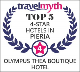 Pieria hotels 4 star