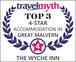 Great Malvern 4 star hotels