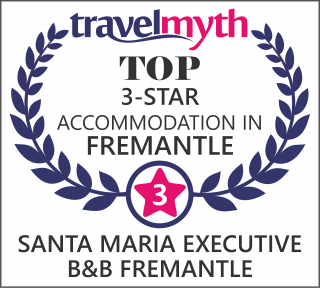 3 star hotels in Fremantle