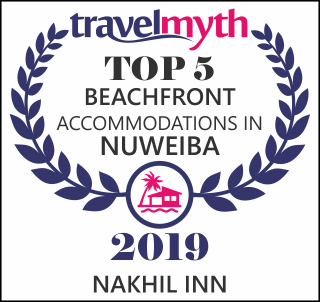 Nuweiba beachfront hotels