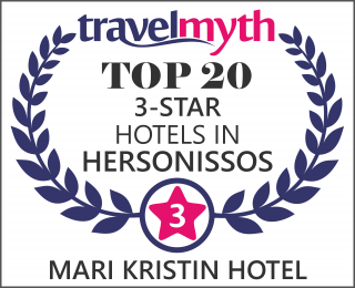 TravelMyth top 20 three star hotel in Hersonissos