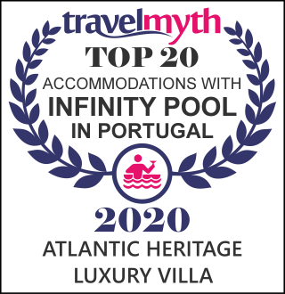 best hotels with infinity pool in Portugal