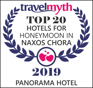 honeymoon hotels in Naxos Chora