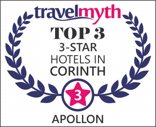 Corinth 3 star hotels