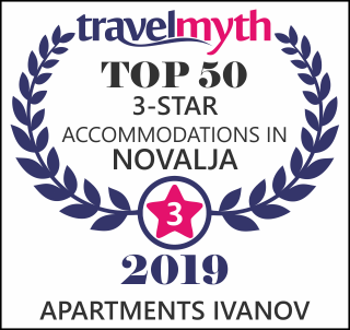 3 star hotels in Novalja