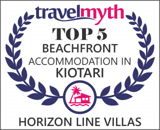 Kiotari beachfront hotels
