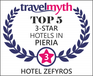 Pieria 3 star hotels